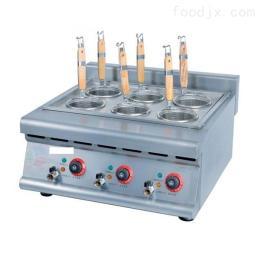 YM-6台式电煮面机炉
