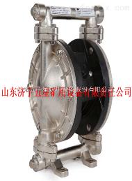 QBY-40濟寧五子星廠家直銷QBY氣動隔膜泵 五星泵業型號大全隔膜泵