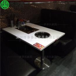 156948韩式烧烤桌 无烟烧烤桌