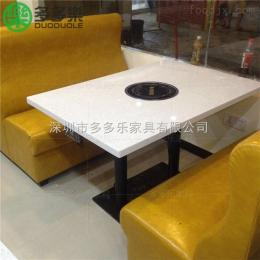 5435火鍋店桌椅 火鍋店餐桌椅
