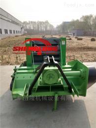 SL130-5080小麦秸秆粉碎打捆机设备