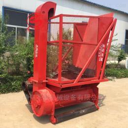 SL130青贮秸秆回收机粉碎收割饲料设备加工