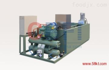 BBI50廣州冰泉日產5噸冰磚機,條冰機,塊冰機