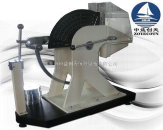 DDC-CC502中益創天紙板戳穿強度試驗機 紙箱戳穿強度測定儀 戳穿儀