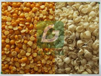 6FT-PB8A黄豆干法脱壳机器 转基因黄豆脱皮机