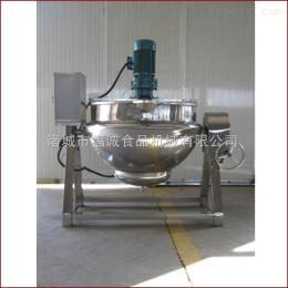 八宝粥熬制煮锅电加热带搅拌夹层锅