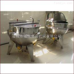 200L可倾式蒸汽夹层锅