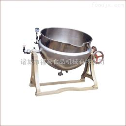 天然气夹层锅蒸煮搅拌锅