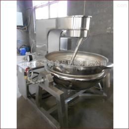 全自动电加热导热油行星搅拌炒锅