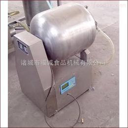 小型酱猪蹄专用真空滚揉机腌制机