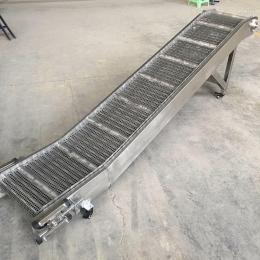 253546不銹鋼網帶輸送機生產線流水線輸送設備