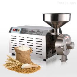 Hk-860不銹鋼糧食磨粉機養生坊磨粉設備