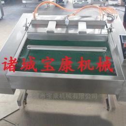 DZ-1000酱菜连续滚动式真空包装机