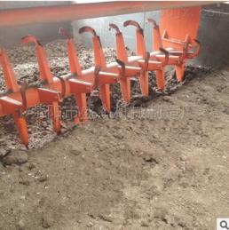 FDJ-3000有机肥发酵翻堆机 牛粪肥料发酵设备