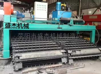 齐全发酵设备 链板式翻堆机的功能
