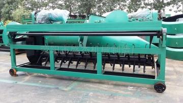 FDJ-2000槽式鸡粪发酵翻堆机|堆肥发酵设备