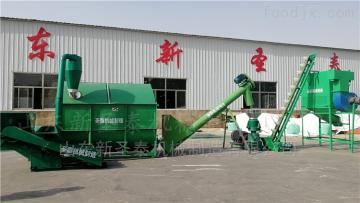 JZ-500猪饲料颗粒成套机组