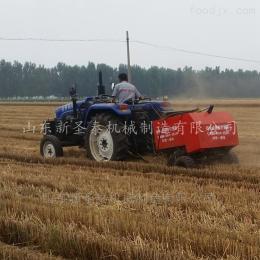 st70*100稻草打捆機打圓捆機器