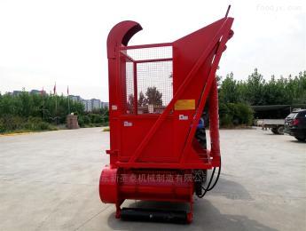 st-1300秸秆回收粉碎机工作视频