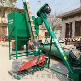 JZ-500小型颗粒饲料加工生产线