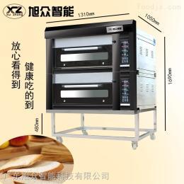 XZC-204D*XZC-204M豪华专业电/燃气蛋糕面包烤炉微电脑烘焙箱
