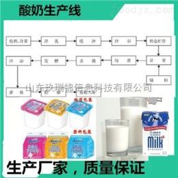 酸奶生产线设备生产厂家