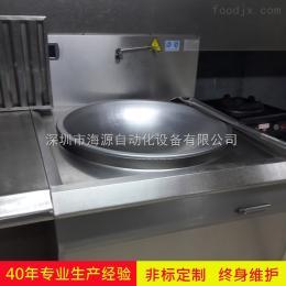 HCH-001工厂食堂专用电炒锅