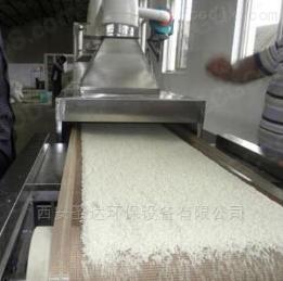 sd-20kw西安圣达荞麦熟化机五谷杂粮微波烘烤设备
