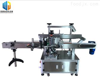 WJ-T822全自動雙側面貼標機
