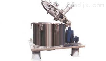 PGZ型平板式自动下部卸料离心机