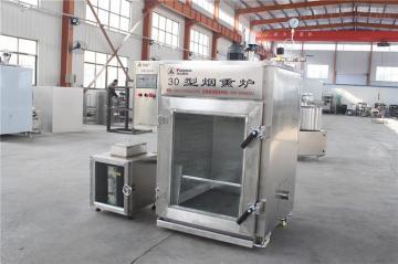 100型150型300型燒雞煙熏爐  烤鴨煙熏設備 -沃達斯科