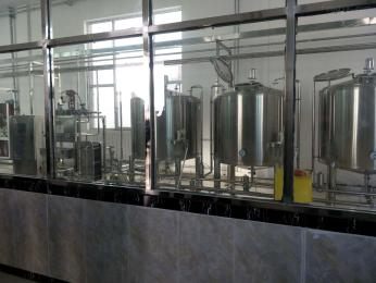 100型200型全自动牛奶杀菌机 鲜奶灭菌设备 -沃达斯科