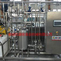 100型200型鲜奶杀菌机  牦牛奶灭菌机 -沃达斯科