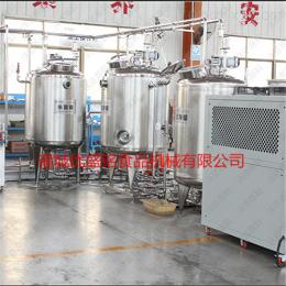 100型200型鲜奶杀菌机  鲜奶加工设备 -沃达斯科