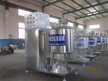 100型200型固体酸奶加工设备   乳品设备  -沃达斯科