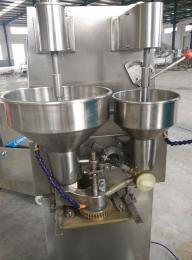 26型200型四喜丸子機   包餡丸子設備  -沃達斯科