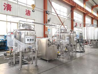 100型200型酸奶杀菌机   酸奶消毒机 -沃达斯科