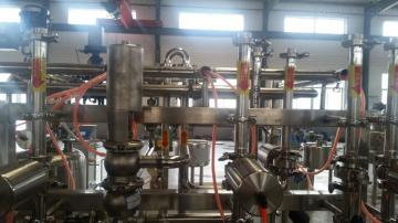 100型200型全自动鲜奶杀菌机 鲜奶灭菌设备 -沃达斯科