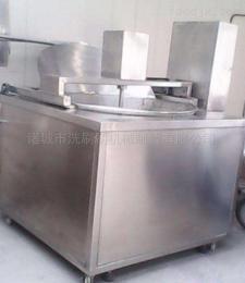 1500上海鸡爪鸡翅油炸设备自动出料油炸锅