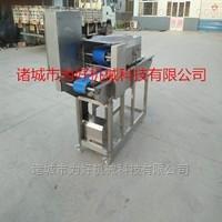 qptj-300諸城輸送帶式鮮肉切片機詳細介紹
