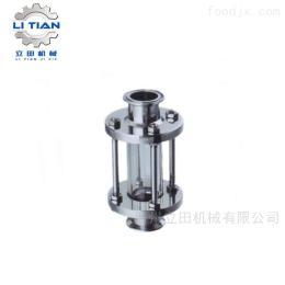 LTGSJ-DN32不锈钢管道快装型视镜