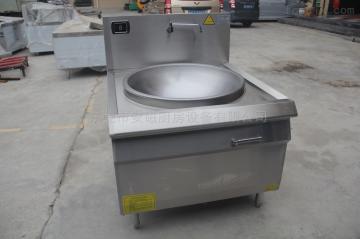 AC-DCL大功率大炒炉,15千瓦大炒锅,电磁大锅灶