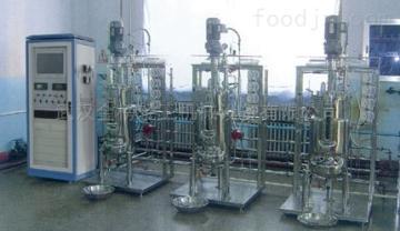 SYG-50L武汉京榜不锈钢多级,多联全自动发酵罐