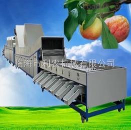 EN-5T供应利农牌自动选果机(清洗打蜡风干分级一步到位)