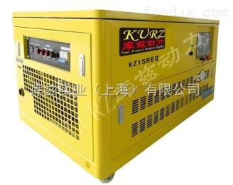 KZ12REG进口12千瓦汽油发电机报价