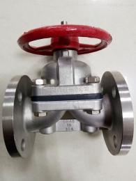 SGJ41F310S不銹鋼球閥、不銹鋼隔膜截止閥