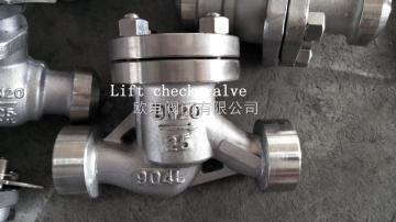 J41W904L不锈钢截止阀、310S球阀、C4钢法兰球阀