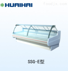 E型豪華熟食柜