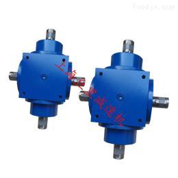 SP27-1:1-1-L-B3西安SP(HD)锥齿轮换向器 速比全 噪音低