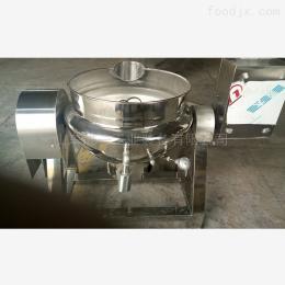 JY100L不锈钢立式夹层锅 豆浆蒸煮锅 熬粥锅